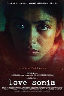 <i>Love Sonia</i> 2018 Indian drama film