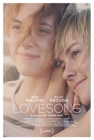 Lovesong (film) - Theatrical release poster