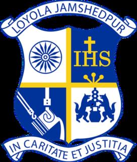 Loyola School, Jamshedpur Jesuit, sarkari, boys only (1947–2001) school in Jamshedpur, Jharkhand, India