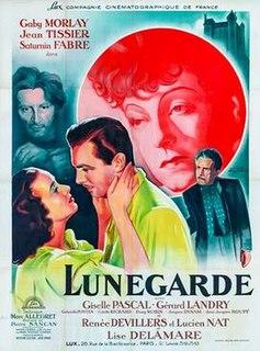 <i>Lunegarde</i> (film) 1946 film by Marc Allégret