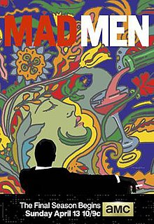 <i>Mad Men</i> (season 7) season of television series