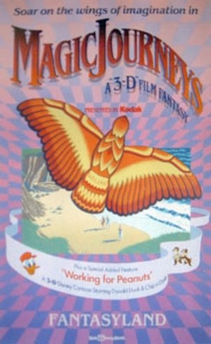 Magic Journeys - Image: Magic Kingdom Magic Journeys poster