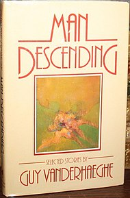 <i>Man Descending</i> book by Guy Vanderhaeghe