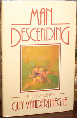 Man Descending - 1986 paperback edition