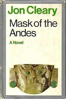 <i>Mask of the Andes</i>