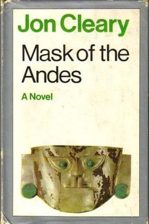 Mask of the Andes - First UK edition
