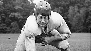 Mel Hein American football player and coach