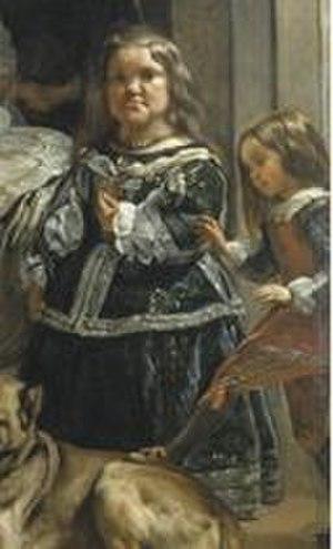 Court dwarf - Image: Meninas Dwarves