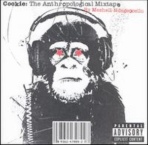 Cookie: The Anthropological Mixtape - Image: Meshell Cookie album cover