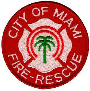 Miami Fire-Rescue Department - Image: Miami Fire Rescue Department Logo