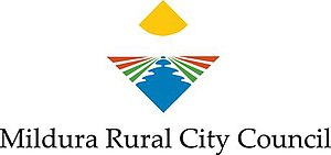 Rural City of Mildura - Image: Mildura Rural City logo