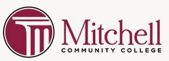 Mitchell Community College - Image: Mitchell Community College logo