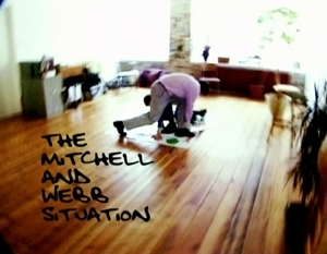 The Mitchell and Webb Situation - The opening titles of the show
