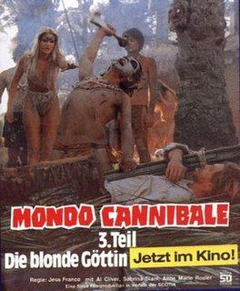<i>Mondo Cannibale</i> 1980 film by Jesús Franco