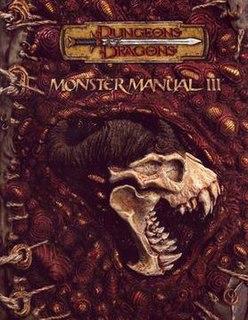<i>Monster Manual III</i>
