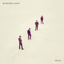 Image result for mumford and sons delta album cover