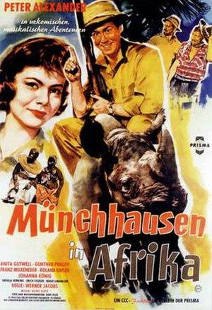 Munchhausen in Africa - Image: Munchhausen in Africa