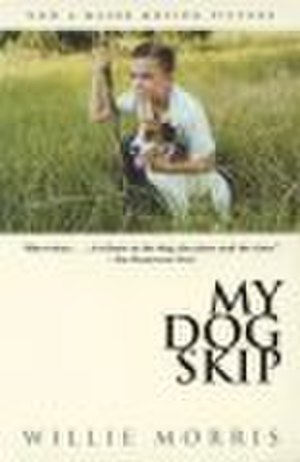 My Dog Skip - Cover of movie novelization