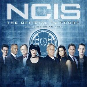 NCIS (soundtrack) - Image: NCIS Score Cover
