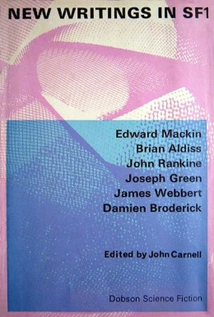 New Writings in SF - New Writings in SF 1, edited by John Carnell, Corgi, 1964.