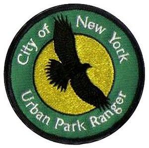New York City Parks Enforcement Patrol - NYC Urban Park Ranger patch