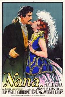 Nana 1926 Film Wikipedia
