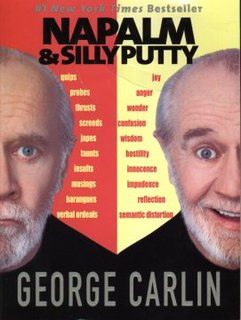 <i>Napalm and Silly Putty</i> George Carlin book