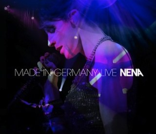 <i>Made in Germany Live</i> 2010 live album by Nena