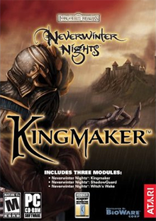 Neverwinter Nights: Kingmaker - Wikipedia