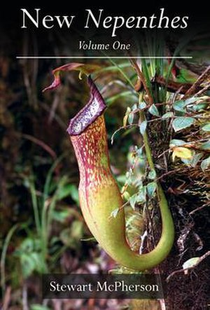 New Nepenthes - Cover showing N. appendiculata
