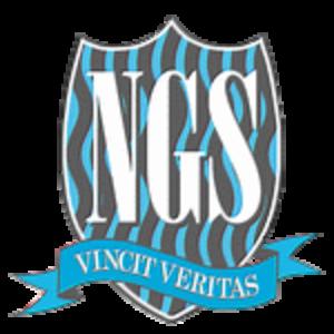 Newlands Girls' School - Image: Newlands Girls School Badge CG