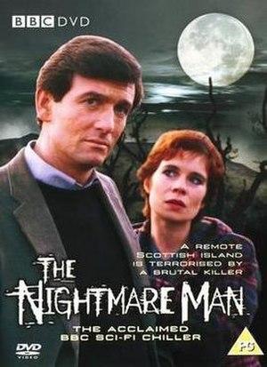 The Nightmare Man - The Nightmare Man UK DVD release.