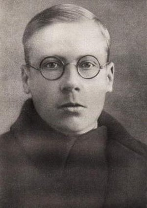 Nikolay Zabolotsky - Image: Nikolay Zabolotsky