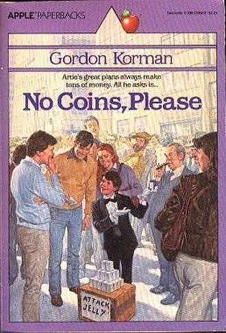 No Coins, Please - Cover (1984 PB edition)