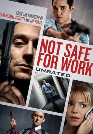 Not Safe for Work (film) - Film poster