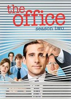 <i>The Office</i> (U.S. season 2) season of television series