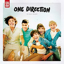 One direction up all night albumcover.jpg