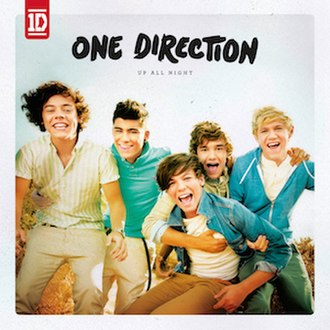 Up All Night (One Direction album) - Image: One direction up all night albumcover