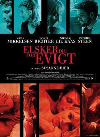 Open Hearts - Danish MoviePoster