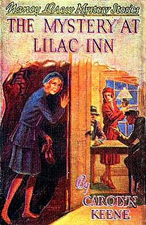 <i>The Mystery at Lilac Inn</i>