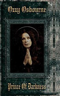 <i>Prince of Darkness</i> (Ozzy Osbourne album) 2005 box set by Ozzy Osbourne