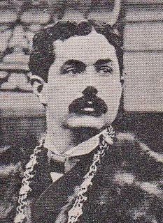 P. A. McHugh politician