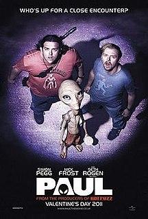 <i>Paul</i> (film) 2011 film by Greg Mottola