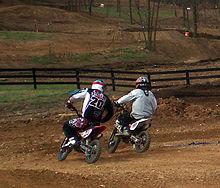 Kawasaki Riders Supercross