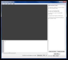 pixelbender toolkit