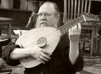 Patrick O'Brien (musician) - Image: Pob