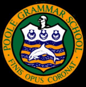 Poole Grammar School - Image: Poolegrammar