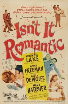 Poster - Isn't it Romantic 01.jpg