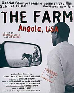 The Farm: Angola, USA - Image: Poster of the movie The Farm Angola, USA