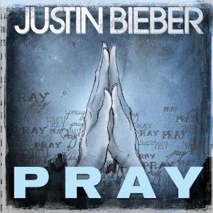 Pray (Justin Bieber song) - Image: Pray (Justin Bieber single cover art)